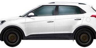Купить шины и диски на Hyundai Creta I 1.6 2019 в интернет-магазине Вианор
