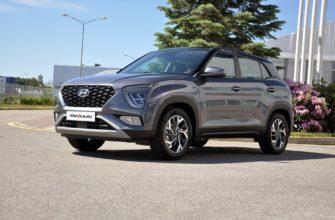 Объявлена цена на Hyundai Creta в новой топ-версии Smart — Авторевю