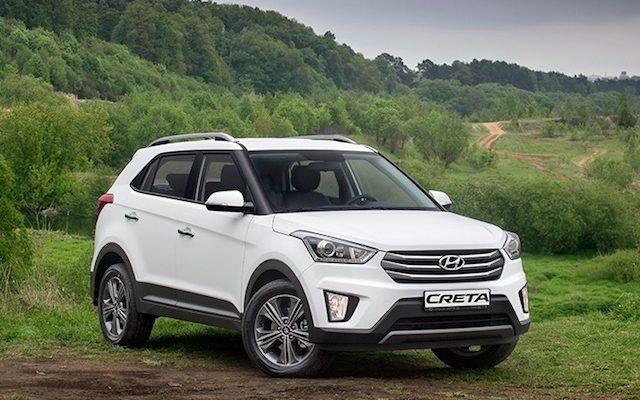 Аренда Хендай Крета в Москве без залога, прокат Hyundai Creta без ограничений дёшево