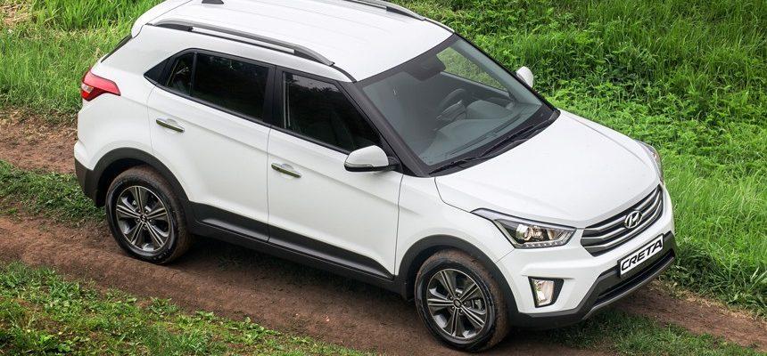 Объявлены цены на кроссоверы Hyundai Creta нового поколения — Авторевю