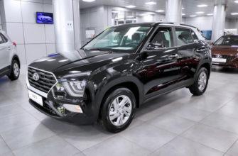 Купить Hyundai Creta 2021 в комплектации Start по цене от 583200 руб., Москва - Хендай Крета Клуб