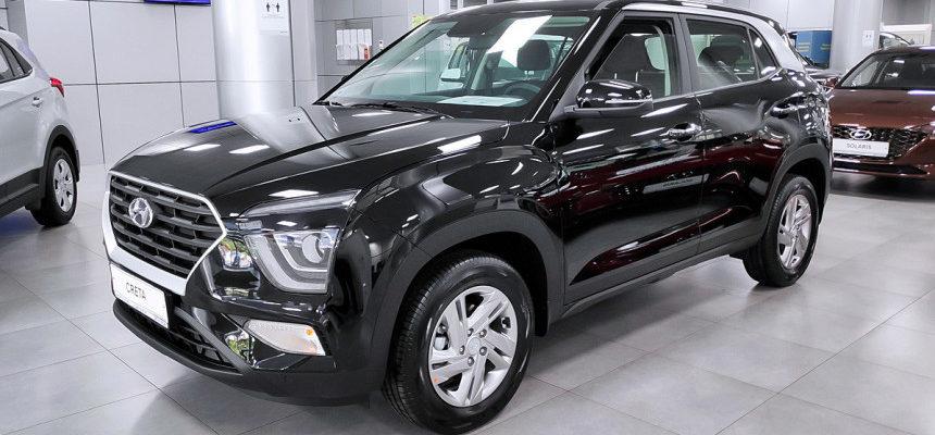 Hyundai Creta: чем может удивить щегольская «Крета»