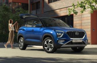 Замена модулей ПТФ Hyundai Creta / Хендай Крета на светодиодные MTF