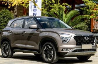 Хендай Крета 2020: новый кузов, комплектации и цены, цвета, фото