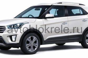 Предохранители и реле Hyundai Creta / ix25 (2015-2019 ..) - Предохранители