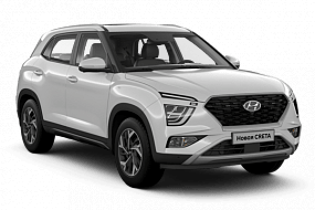 Купить новый Hyundai Creta New у официального дилера в Белгороде