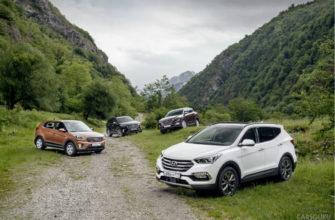 Сентябрьское путешествие на юг. Часть 1. — Hyundai Creta, 2.0 liter, 2017 year on DRIVE2