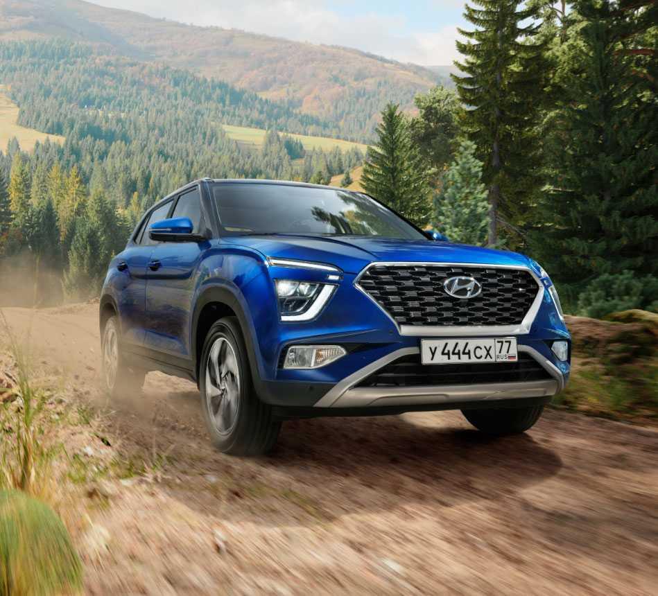 Обзор Hyundai Creta нового поколения - КОЛЕСА.ру – автомобильный журнал