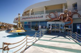 Критский аквариум (CRETAquarium) - Сайт о Крите