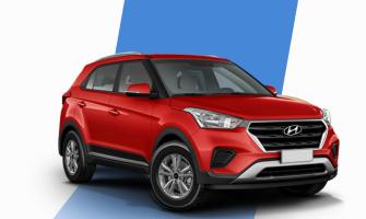 Аренда Hyundai Creta без водителя, прокат Хендай Creta в Санкт-Петербурге - Хендай Крета Клуб