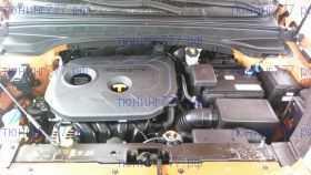 Декоративная крышка Хендай Крета для двигателя 1.6, 2.0 - Хендай Крета Клуб